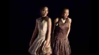 getlinkyoutube.com-2007 Love Forwardly- Group Modern Contemporary Dance in dark brown pokadot dress