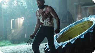 getlinkyoutube.com-LOGAN Trailer 2 (2017) Wolverine Movie