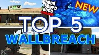 getlinkyoutube.com-(NEW) TOP 5 DES WALLBREACH - GTA 5 ONLINE