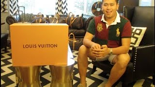 Louis Vuitton Horizon Rolling Luggage Review- New Collection