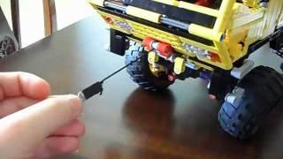 getlinkyoutube.com-LEGO Trial Truck Tatra T815 4x4x4 RC By Jaco4