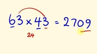 getlinkyoutube.com-Fast Multiplication Trick