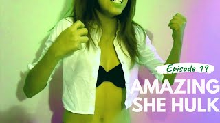 getlinkyoutube.com-AMAZING SHE HULC - EPISODE 19 - Season1