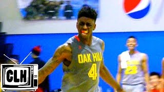 getlinkyoutube.com-Dwayne Bacon GOES OFF at Marshall County - Oak Hill Basketball 2014-2015