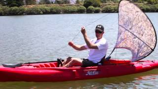 Windpaddle Sun Shade - Promotional video