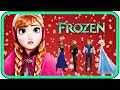 Disney Frozen Finger Family Songs | Nursery Rhymes Daddy Finger Kids Songs