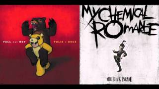 getlinkyoutube.com-Disenchanted Suitehearts (Mashup) – Fall Out Boy/My Chemical Romance