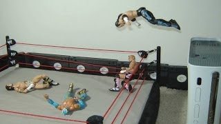 LKS (wwe) Stopmotion & Test #13