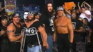 getlinkyoutube.com-April 7th 1997: Sting comes out to save DDP