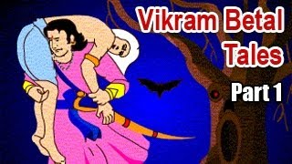 getlinkyoutube.com-Vikram Betal Hindi Cartoon Stories - Part 1