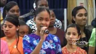 getlinkyoutube.com-Meda Ellis - The feast of the overcomers - La fiesta de los vencedores - Third Exodus Assembly