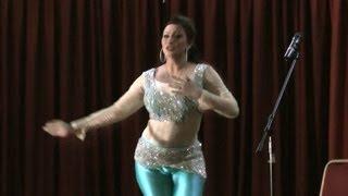 getlinkyoutube.com-Saima Khan's best stage Dance performance HD