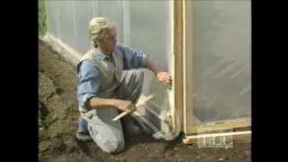 getlinkyoutube.com-Eliot Coleman's Tomato Tips & How to Build a Greenhouse