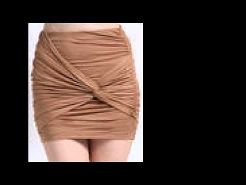 GiannyL Giveaway Contest-Knotted Skirt