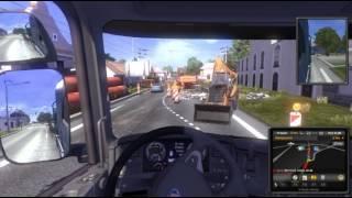 getlinkyoutube.com-ETS2 Scania R Sound