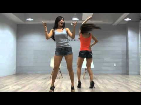 SISTAR19 - Ma Boy mirrored Dance Practice [Eng Sub]
