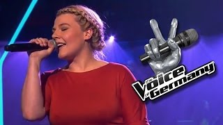 getlinkyoutube.com-One - Charley Ann Schmutzler vs. Hanna Linnéa Mödder  | The Voice 2014 | Battle