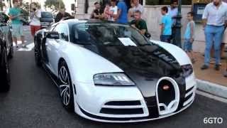 Emilia Motors Bugatti Vivere- Start Up and Loud Revs in Monaco