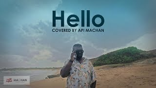 Hello Covered by Api Machan 4K width=