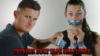 getlinkyoutube.com-DUCT TAPE CHALLENGE! - (BF VS GF Challenge)