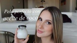 getlinkyoutube.com-Pelo perfecto con aceite de coco
