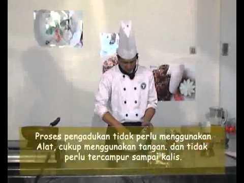 Resep & Cara Pembuatan Mie Telur. VCD Tutorial for Sale. 085731511477.
