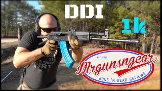 getlinkyoutube.com-DDI Hammer Forged AK-47; The First 1,000 Rounds! (HD)