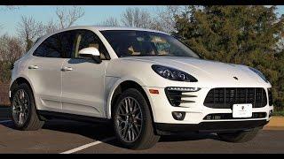 getlinkyoutube.com-2016 Porsche Macan S Test Drive & Review