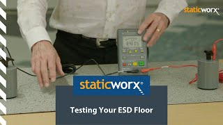 How to Properly Test ESD Flooring