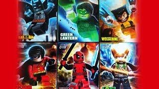 getlinkyoutube.com-Lego DC VS Marvel Superheroes DeCool Bootleg 0116 - 0121