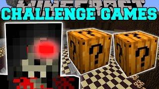 getlinkyoutube.com-Minecraft: GRIM REAPER CHALLENGE GAMES - Lucky Block Mod - Modded Mini-Game
