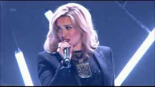getlinkyoutube.com-Demi Lovato - Heart Attack (Britain's Got Talent 2013)