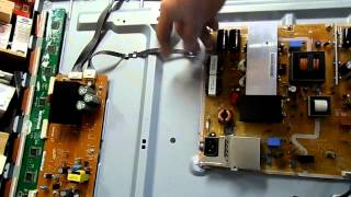 getlinkyoutube.com-Samsung PN43D450A2DXZA Plasma TV Troubleshooting and Repair