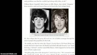 getlinkyoutube.com-Ringo Starr: The Real Paul McCartney Died In 1966! Illuminati COVER UP!