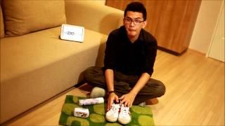 getlinkyoutube.com-รีวิว ชุดทำความสะอาดรองเท้า by NBFacaiShop
