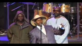 getlinkyoutube.com-Teacher Mpamire acts Ugandan President at Watoto Church,Kampala