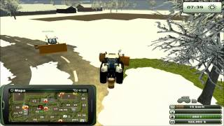 getlinkyoutube.com-Farming Simulator 2013 z 518 [odc.6] Nie BO śnieg.