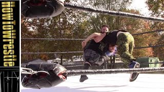 Dirty Deeds - How it's done - Dean Ambrose Double Underhook DDT