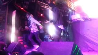 getlinkyoutube.com-Les Twins in Rome. Laurent dancing latino
