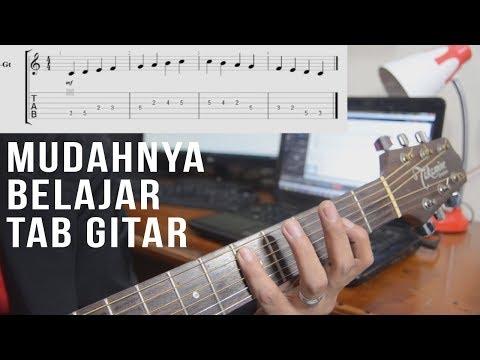 Cara Cepat Belajar Not Balok Gitar
