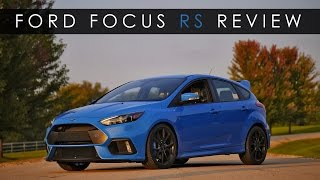 getlinkyoutube.com-Review | 2016 Ford Focus RS | Reality Check