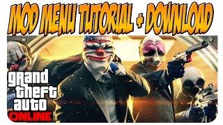 GTA V Online 1.24: MOD MENU OCULTO + MOD MENU DINHEIRO INFINITO + GFX TUTORIAL COMPLETO LT3.0