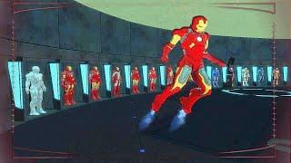 getlinkyoutube.com-Grand Theft Auto IV - Iron Man IV v2.0 - Stark Tower [MOD] for GTA IV