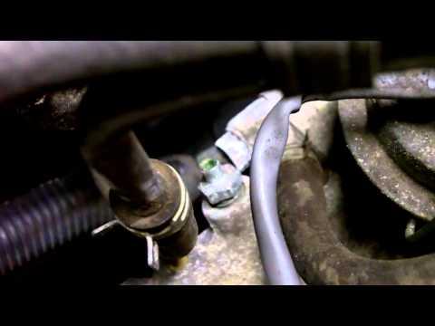 Где термостат в Pontiac ГТО