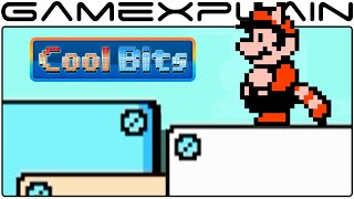 Cool Bits - Super Mario Maker's SMB3 White Block Secret