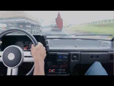 VW Parati GLS 89' Turbo