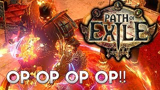 getlinkyoutube.com-The Most OP Solo Build in Path of Exile