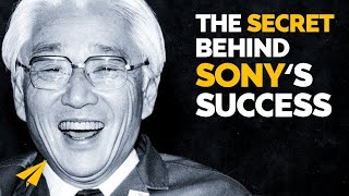 Akio Morita Documentary - Sony's Success Story