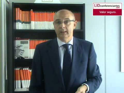 Jorge Cagigas, autor y conferenciante de LID Editorial