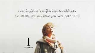 getlinkyoutube.com-[Thai] I (feat. Verbal Jint) - TAEYEON 태연